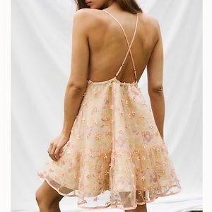 Free People Cindy trapeze dress